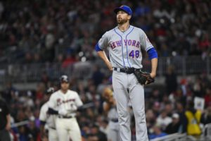 Mets ace deGrom sent back to NY for elbow MRI