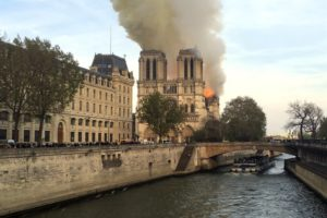 Update: French billionaires act for Notre Dame, 300 million euros pledged
