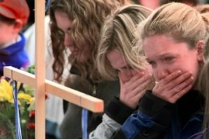Was There: Teen boys unleashed terror, chaos at Columbine