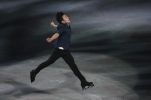 Yalie and world champion Chen finds time for Stars on Ice