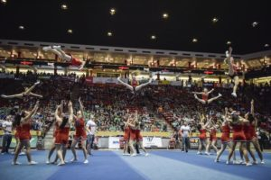 New Mexico cheerleading contest may end over sportsmanship