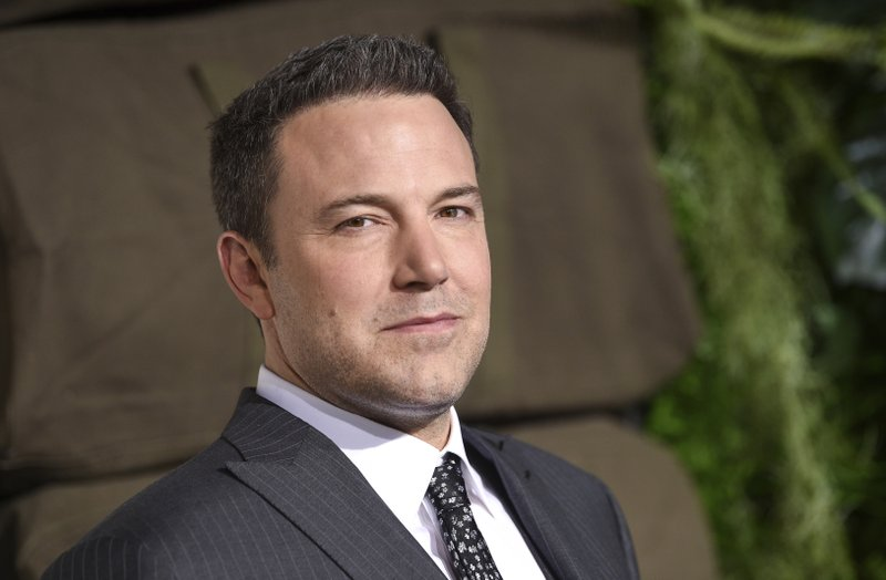 FILE - In this March 3, 2019, file photo, actor Ben Affleck attends the world premiere of