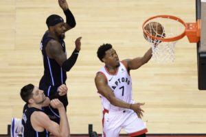 For Raptors, guard Kyle Lowry might be as valuable as ever
