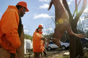 Outdoor enthusiasts support CWD bounties program