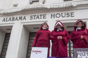 Alabama committee advances bill to outlaw abortion