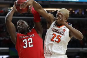 Diakite becomes fourth Virginia player to pursue NBA dream