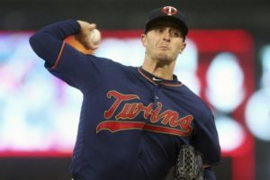 Cruz drives in 2 to help Odorizzi, Twins beat Blue Jays 4-1