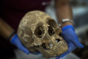 Mass graves from Franco era become Spanish election issue
