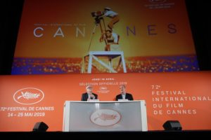 Heavyweights in world cinema nominated for Cannes' top prize