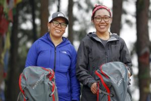 Widows, ace guide to climb Everest to honor Sherpas