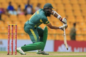 Amla and Markram in South Africa's World Cup squad