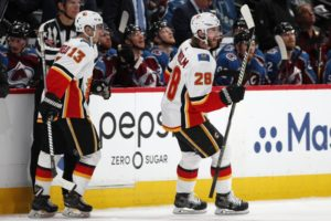 Held at bay, Gaudreau hopes to ignite Flames in Game 5