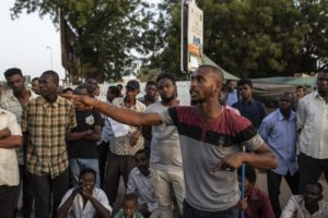 Sudanese protest organizers to announce interim council