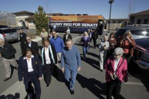 Rural Nevada creating a virtual presidential campaign trail