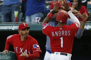 Gallo goes deep again in Rangers' 9-4 win over Astros, Cole