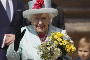 Happy birthday: Queen Elizabeth II turns 93 on Easter Sunday