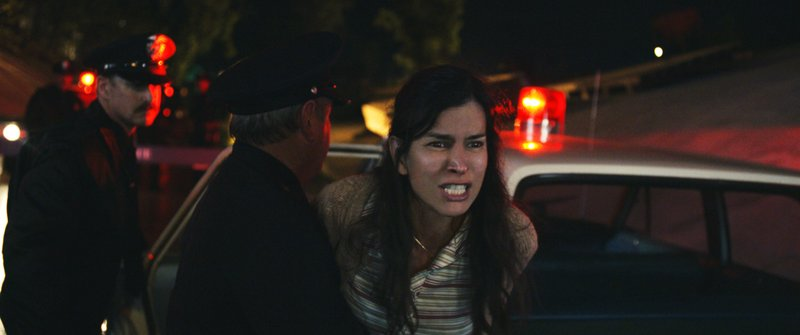 This image released by Warner Bros. Pictures shows Patricia Velasquez in a scene from