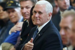 Pence to visit Michigan to tout trade deal, raise money