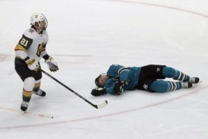 Vegas owner says NHL executive apologized for Game 7 penalty