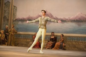 Review: A portrait of Rudolf Nureyev in 'The White Crow'