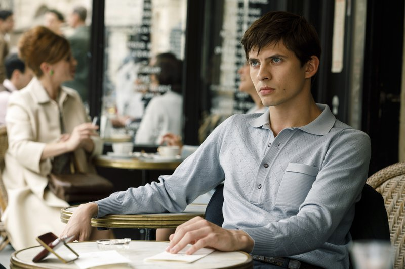 This image released by Sony Pictures Classics shows Oleg Ivenko as Rudolf Nureyev in a scene from
