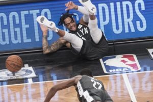 Nets' summer includes decision on Russell after playoff run