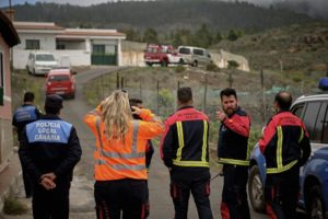German woman, son found dead in Canary island cave