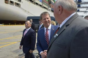 Kemp: Plastics company bringing big business to Georgia port