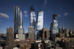 NYC mayor takes aim at glass towers as energy hogs