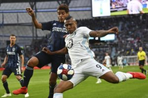 Galaxy, Minnesota United play to scoreless draw