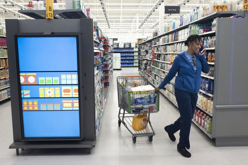 EXCLUSIVE: At Walmart, using AI to watch the store | TheBL com