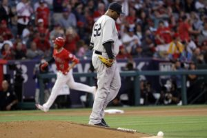Yankees rally from 5 runs down for 6-5 win over Angels