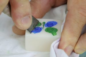 Hand-carved mahjong tiles are a dying craft in Hong Kong