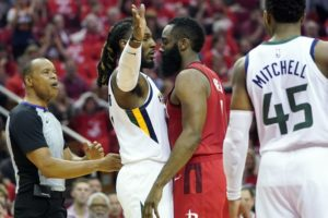 Rockets advance, wait to see if they'll get shot at Warriors