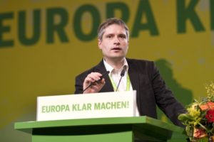 German Greens won't back aspiring EU head who woos far right