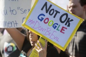 Google updates misconduct reporting amid employee discontent