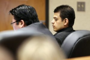 Oregon safety officer gets second life sentence