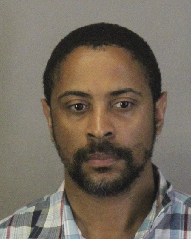 FILE - This file photo released Wednesday, April 24, 2019, by the Sunnyvale Department of Public Safety shows Isaiah Joel Peoples. (Sunnyvale Department of Public Safety via AP, File)