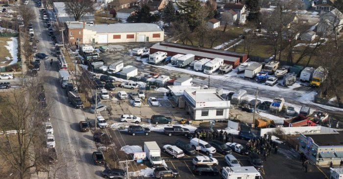 Update: Autopsy: Illinois warehouse gunman shot 6 times | TheBL com