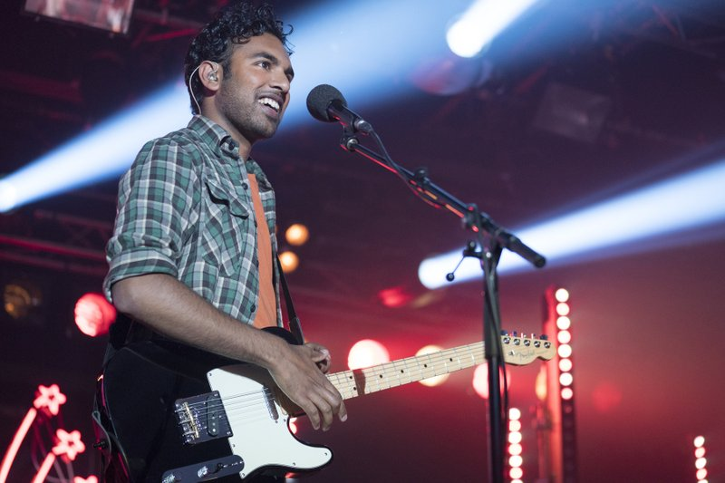 This image released by Universal Pictures shows Himesh Patel in a scene from