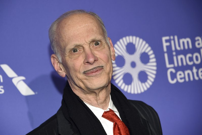 Director John Waters attends the Film Society of Lincoln Center's 50th anniversary gala at Alice Tully Hall on Monday, April 29, 2019, in New York. (Photo by Evan Agostini/Invision/AP)