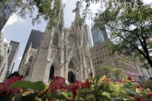 NYPD: Man with gas cans arrested at St. Patrick's church