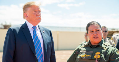 President Trump's border deal with Mexico is making a difference, illegal crossings have reduced