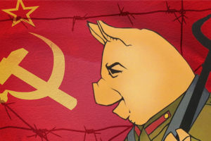 George Orwell's 'Animal Farm': A miniature of a socialist society