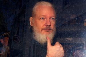 Case against Julian Assange raises press freedom questions