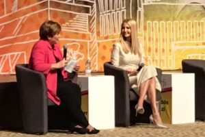 Ivanka Trump finishes Africa tour at women entrepreneur summit