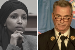 9/11 firefighter who lost son has strong message for Ilhan Omar