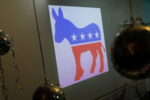 Large US Democratic presidential field ready for long battle