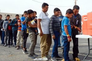 1600 migrants released in one city of New Mexico over 10 days