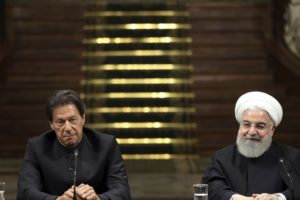 Pakistan, Iran to set up joint security force